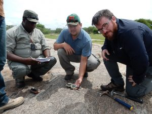 Structural courses in high deformed geological environement - Tanzania